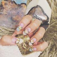 """世界で一番美しい指先に…♡""""サボンジェムネイル""""で宝石のような輝きを"""