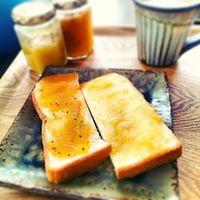 いつもの朝食に新食感。『焼きジャム』トーストで新しい朝を