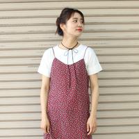 """日本・韓国で大流行中。キャミソールワンピの""""着こなしの違い""""を検証!"""