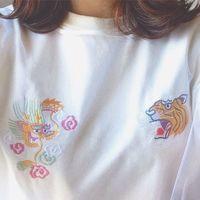 Tシャツ界のニューフェイス〝スカT〟で、目指すはパステルヤンキー♡