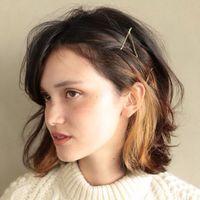 少し冒険したい君に♡そのまま美容師さんに見せられるヘアカラー15選