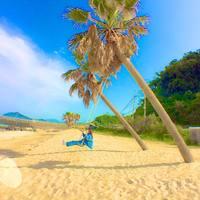 フォトジェニックが溢れる海辺の街。夏のお休みは福岡の糸島へ出かけましょ♡