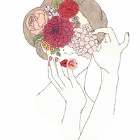 淡くてあま~いっ♡モテ色「 紫・ピンク・白 」のネイルデザイン集めました。
