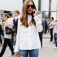 ニットに飽きた方へ。あえての白シャツ&暖か肌着ですっきり冬コーディネート