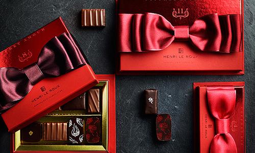 限定ショコラに恋するバレンタイン。ショコラティエのあま~い誘惑♡