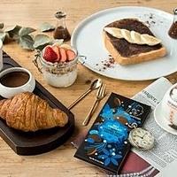 チョコレートで目覚める贅沢な朝!MAX BRENNERがモーニング開始