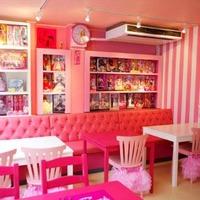 """大好きなバービーに囲まれる♡""""Pink Holiday Cafe""""がオープン!"""