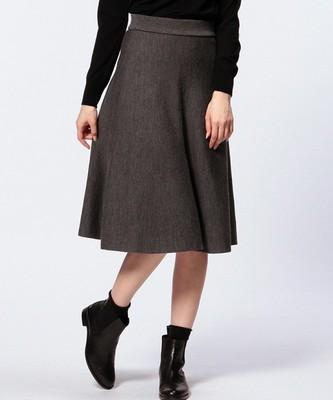 フレア ロングスカート