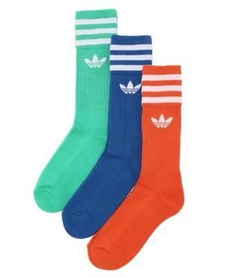 オリジナルス 靴下3足セット/adidas