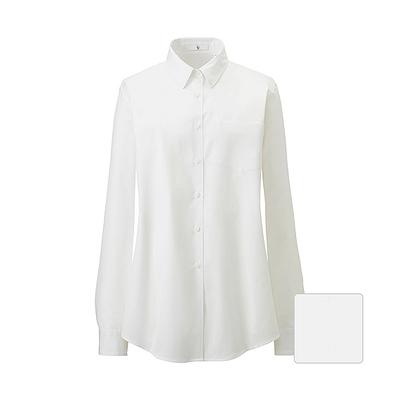 ユニクロ WOMEN(+J)エクストラファインコットンシャツ(長袖)