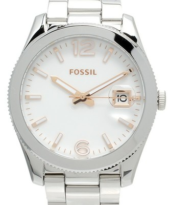 FOSSIL / パーフェクト ボーイフレンド ステンレス ES3728