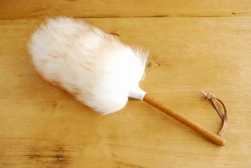 ニュージーランド/ダスター/天然羊毛100%のホコリ取り