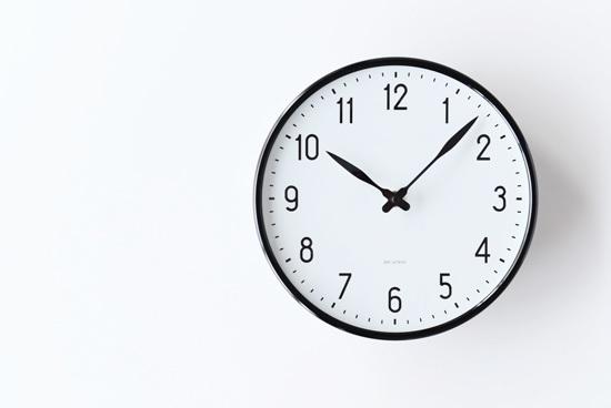 ARNE JACOBSEN/アルネ・ヤコブセン/STATION/壁掛け時計