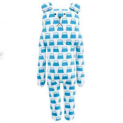 JAPAN CRAFT 抱き枕クッション FUJISAN SLOTH