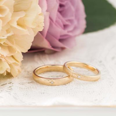 [結婚指輪] Piuma ピウマ