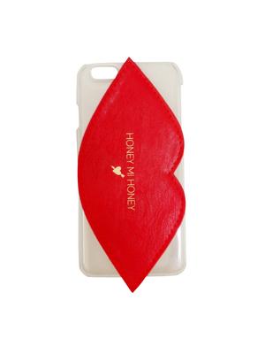 lip iPhone case