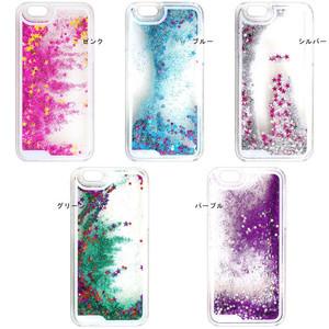 【サンキューマート】iPhone6 ケース キラキラ