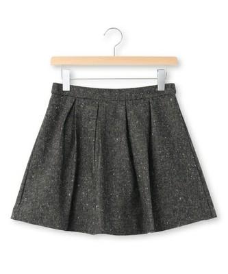 ネップスカート風ショートパンツ