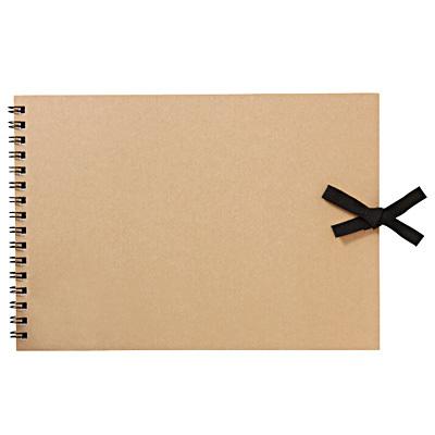 再生紙スケッチブック