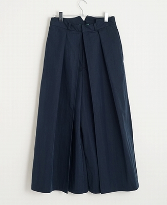 ohta(オオタ)navy wide pants