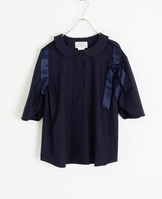 keisuke kanda(ケイスケカンダ) たすき掛けのブラウス