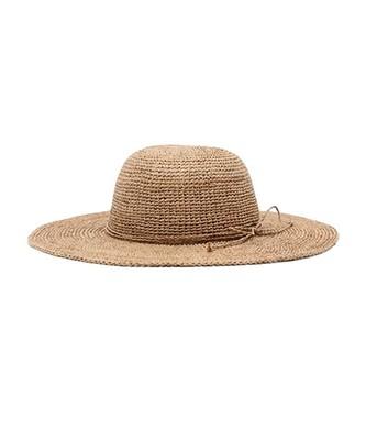 CABLOCAMURIE カブロカムリエ ELEA リボン ブレード帽 ヌガー