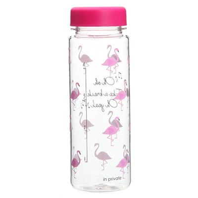 ウォーターボトル フラミンゴ