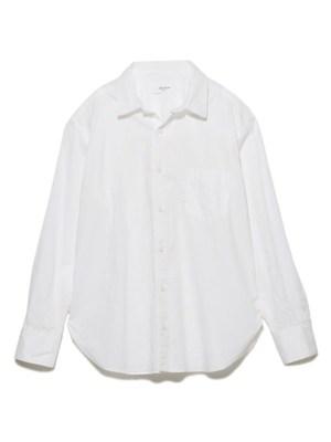 オーガニックコットンゆるシャツ