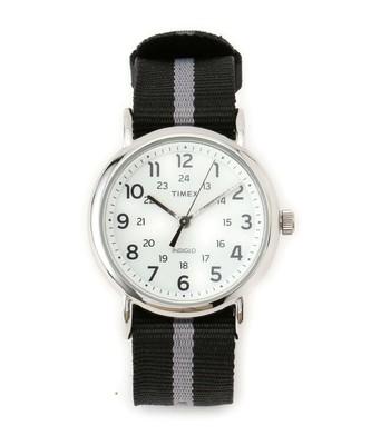 W/ENDER REV STRIPE/腕時計