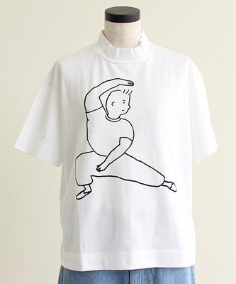 カンフーボーイTシャツ