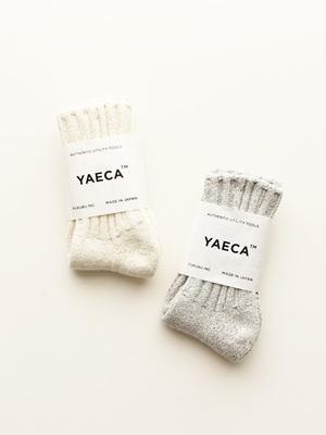 YAECA(ヤエカ) ソックス