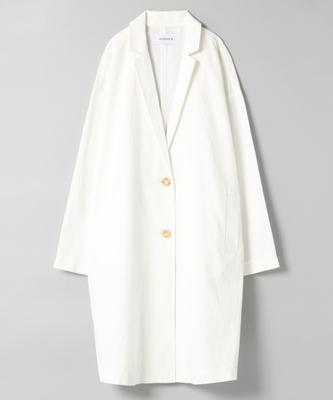 リネンテンセルロングジャケット