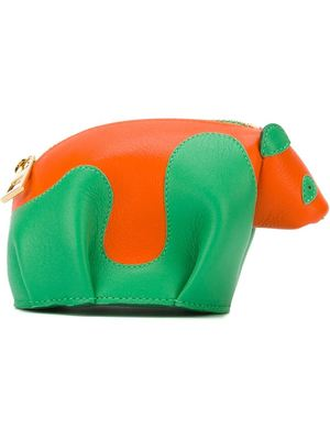 PANDA BEAR-SHAPED COIN PURSE