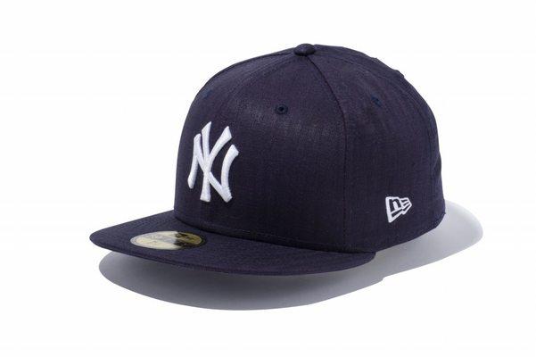 NEW ERA ニューヨーク・ヤンキース ネイビー × ホワイト