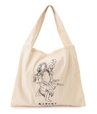 歌舞伎Wトートバッグ