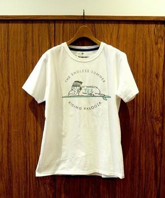 【大人気コラボ商品】S-MCT-16124 THE ENDLESS SUMMER × ROSE BUD COUPLES プリントTシャツ