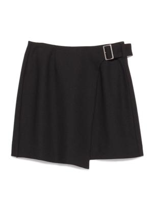 snidel ベルトラップスカート