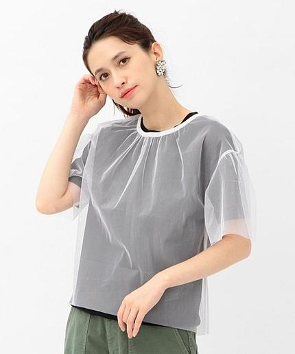 チュールTシャツ/AEFC チュール PO