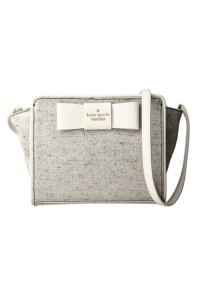 JULIA STREET FABRIC hayden crossbody ショルダーバッグ