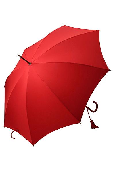 Slim Leather 長傘