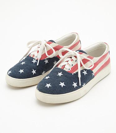 AMERICAN スニーカー