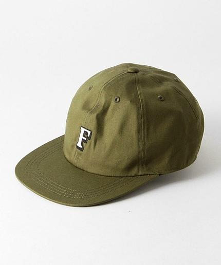 <FLAGSTUFF×BY> F BASEBALL CAP/キャップ