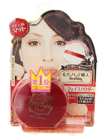 RUNWAY channel【Beauty】毛穴パテ職人 フェイスパウダーN
