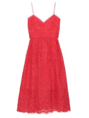 Lily Brown (リリーブラウン)  レースキャミドレス